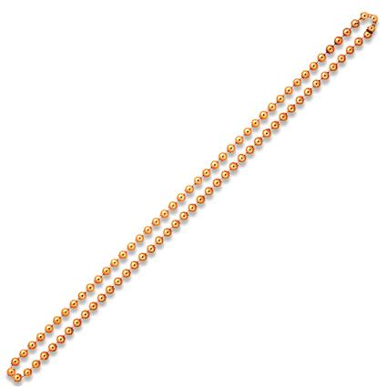 Throw Beads - Orange