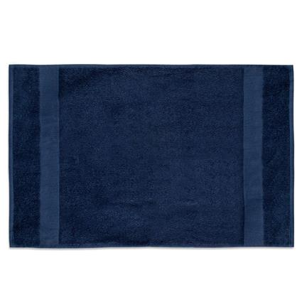 "Navy Gym Towel - 16"" x 27"" 3.0 lbs./doz."