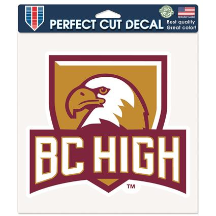 "Perfect Cut Decal - 8"" x 8"""