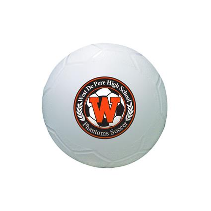 "Vinyl Sports Ball - 4.25"" Soccer"