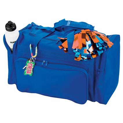 "Sport Bag - Large 24"" x 12"" x 12"" Unimprinted"