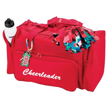 "Sport Bag - Large 24"" x 12"" x 12"" Stock Imprint"