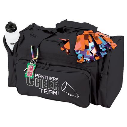 "Sport Bag - Large 24"" x 12"" x 12"" Custom Imprint"