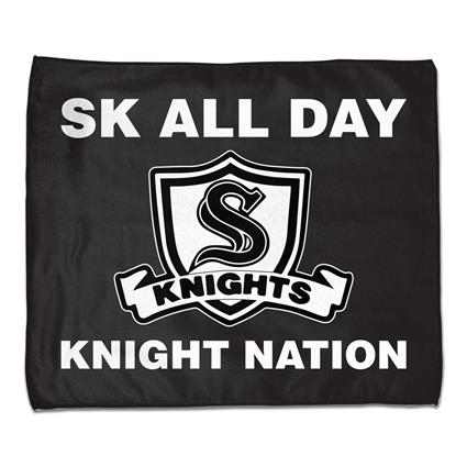 "Rally Towel, Colored - 15"" x 18"" 1.48 lbs./doz."