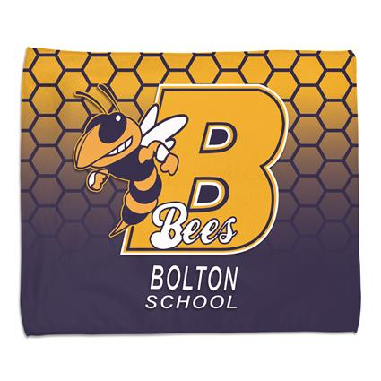 "Rally Towel, Full Color - 15""x 18"" 1.48 lbs./ doz."