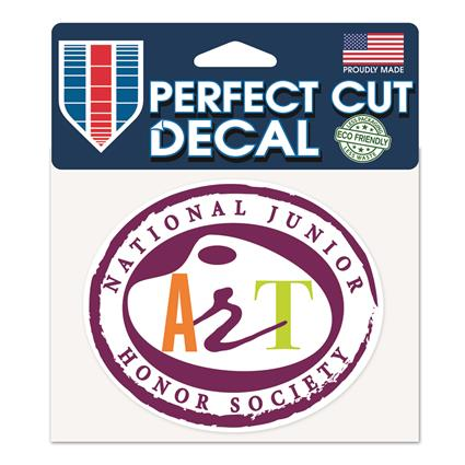 "Perfect Cut Decal - 4"" x 5"""