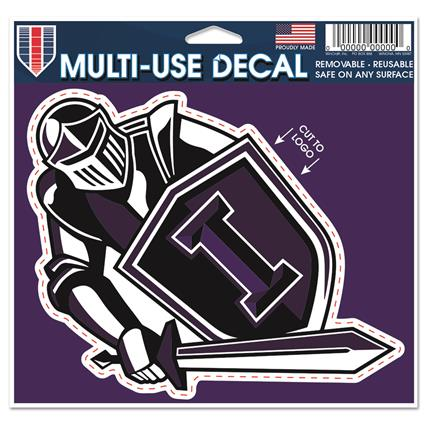 "Multi Use Decal - 4.5"" x 5.75"" Cut to Logo"