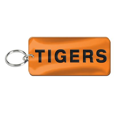 "Inlaid Key Rings - 1.496"" x 3.261"" Rectangle"